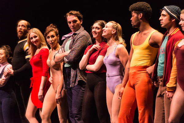 Photo Flash: First Look at Molly Tynes, Tony Vierling, Tom Berklund, and More in Ordway's A CHORUS LINE