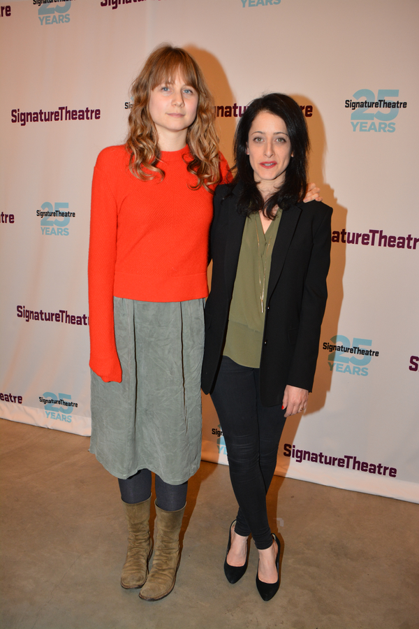 Annie Baker and Lila Neugebauer