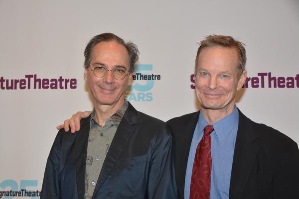 David Shiner and Bill Irwin Photo