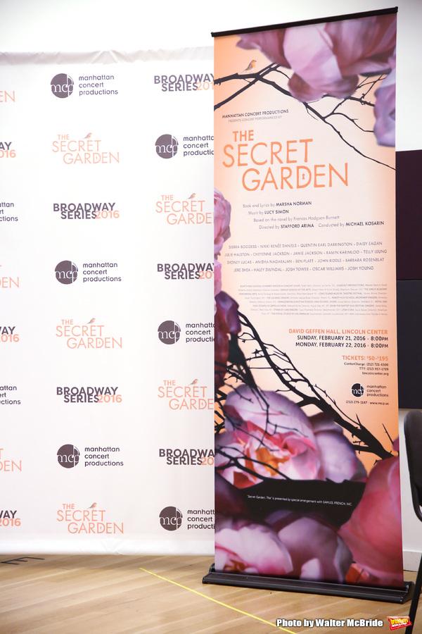 Photo Coverage: THE SECRET GARDEN'S Ben Platt, Cheyenne Jackson, Ramin Karimloo & More Prep for Sunday's Concert!