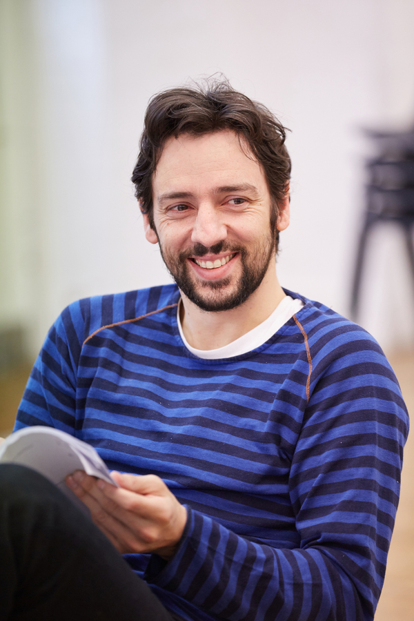 Photo Flash In Rehearsal For The Nap With Jack O Connell