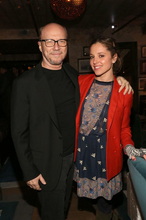 Photo Flash: Inside Harvey Weinstein's Star-Studded HUGHIE Gathering