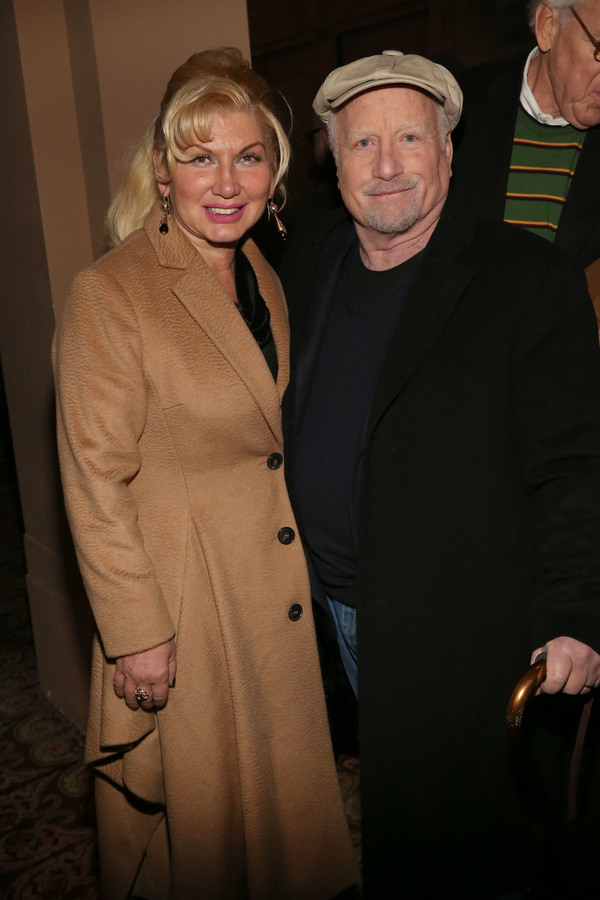 Svetlana Erokhin, Richard Dreyfuss