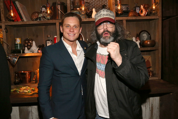 Billy Magnussen, Judah Friedlander