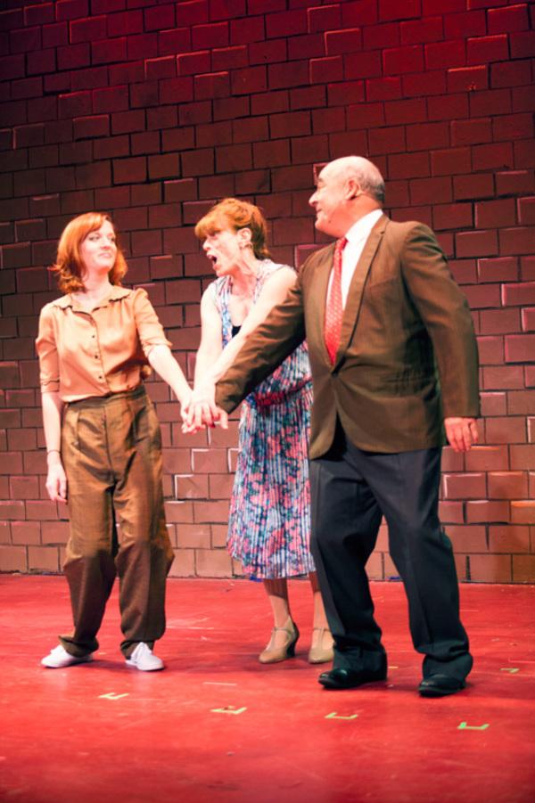 Jennifer Silverman, Betsy Silverman, Judah Shapiro Photo