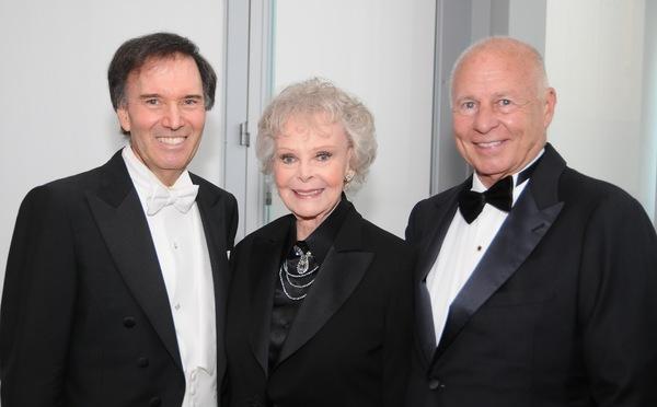 Gary S. Greene, June Lockhart, and Thomas Girard Photo