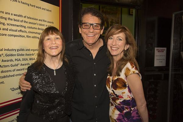 Geri Jewell, Anson Williams and Laura Pursell