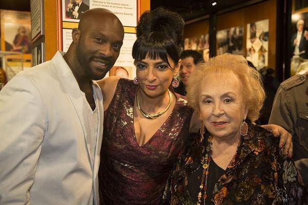 Ro Brooks, Alice Amter and Doris Roberts Photo