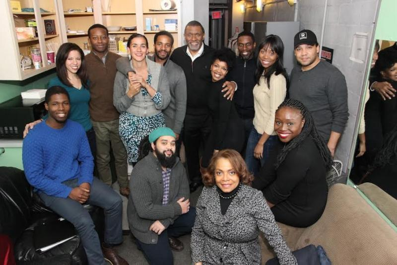 Photo Flash: First Look at New Neighborhood/Rattlestick Playwrights Theater's Reading of THE REFUGE PLAYS TRILOGY