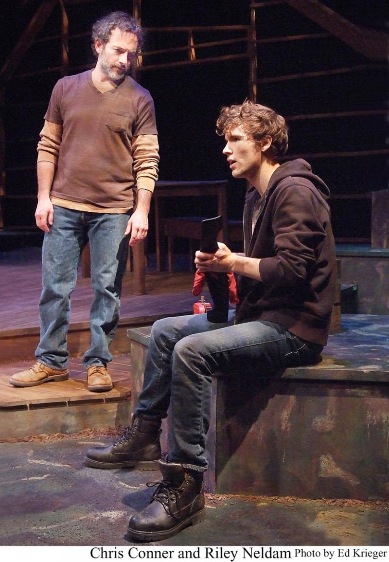 BWW Review: A Stunning COLONY COLLAPSE Makes For a Completely Engrossing Honey of a Production