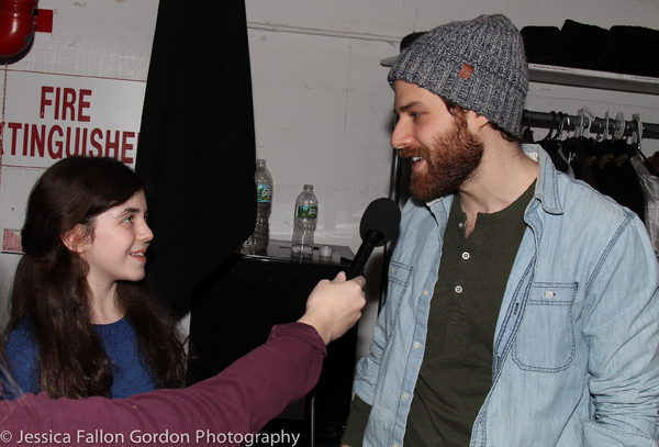Isabella and Ben Rappaport