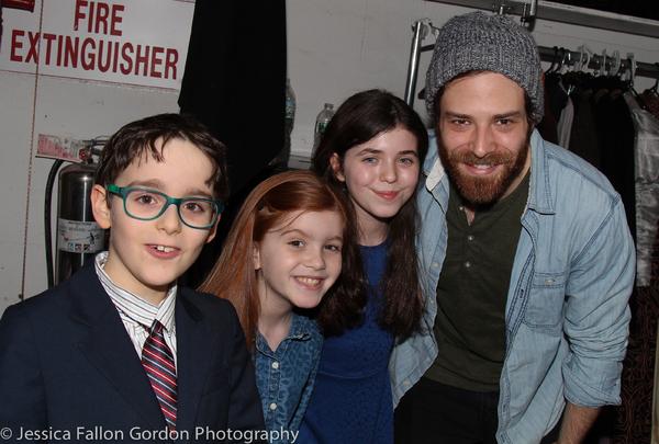 Charles, Tai, Isabella and Ben Rappaport