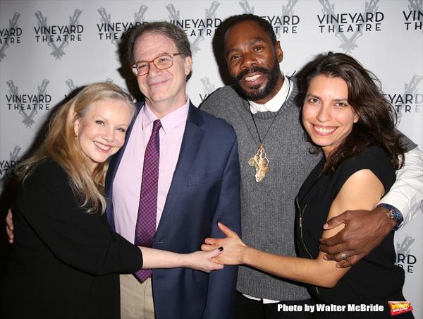 Photo Coverage: Vineyard Theatre Celebrate Opening Night of Colman Domingo's DOT