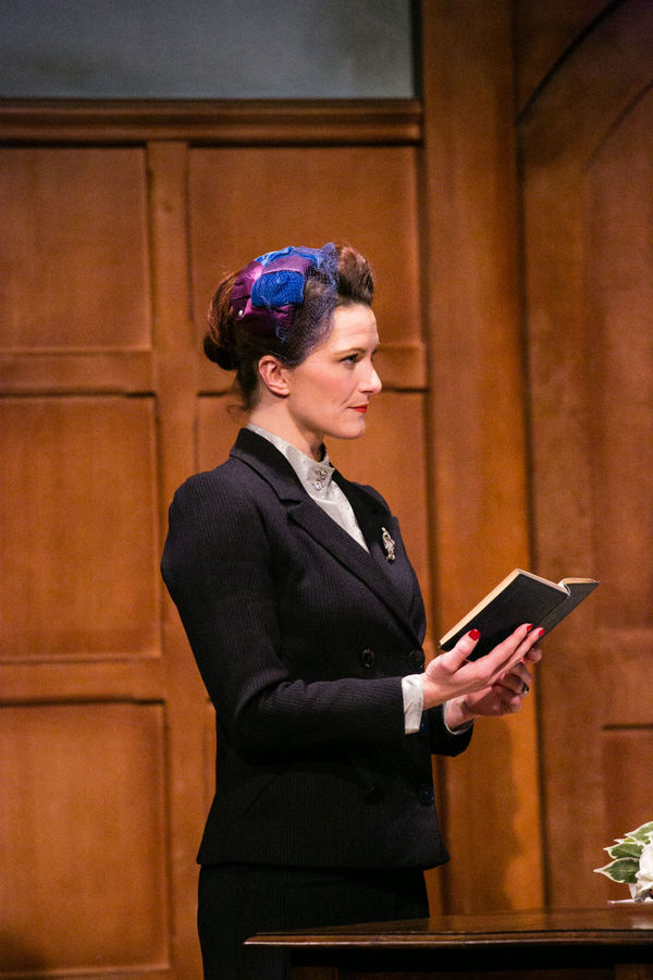 Photo Flash: First Look at Stephen Boxer, Denis Lill and More in the UK Tour of SHADOWLANDS