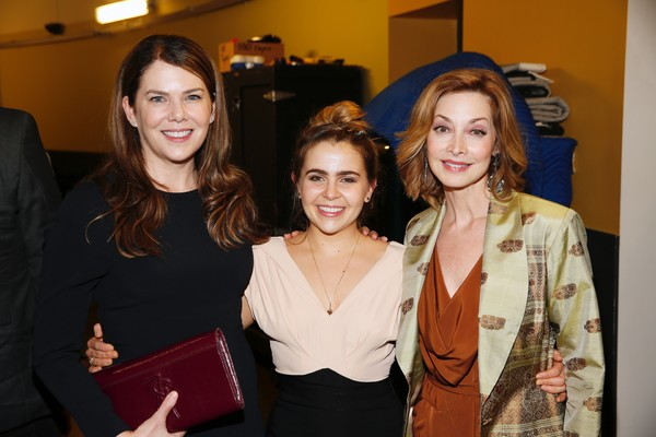 Actress Lauren Graham and cast members Mae Whitman and Sharon Lawrence