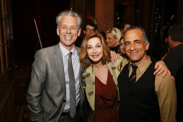 Photo Flash: Sharon Lawrence, Mae Whitman and More Celebrate THE MYSTERY OF LOVE & SEX Opening at the Taper