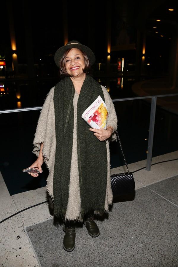 Actress Debbie Allen