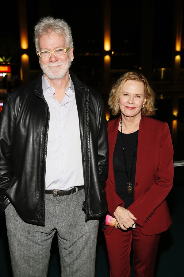 Director John Pasquin and Actress JoBeth Williams Photo