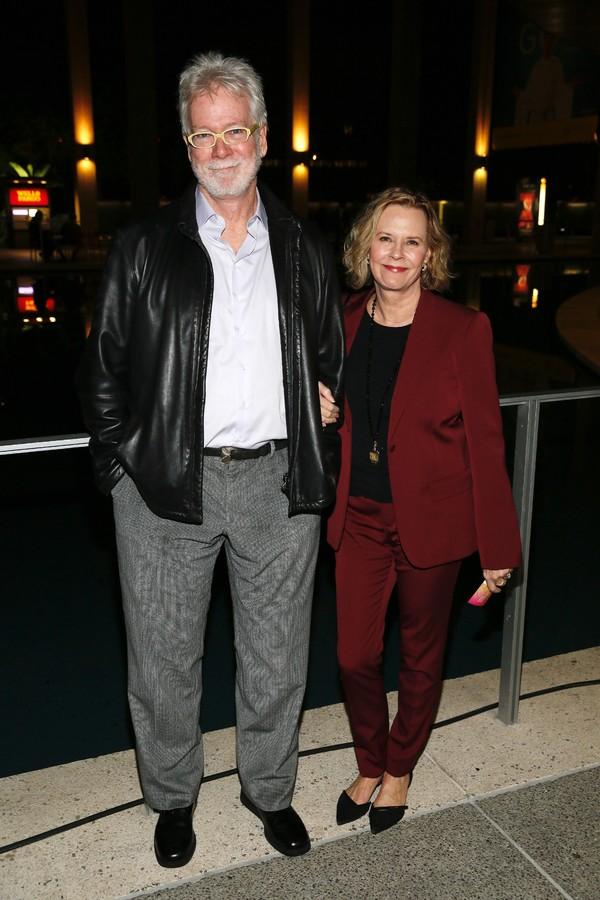 Director John Pasquin and Actress JoBeth Williams
