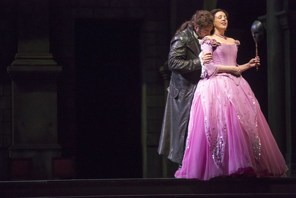 Joseph Calleja and Susanna Phillips Photo