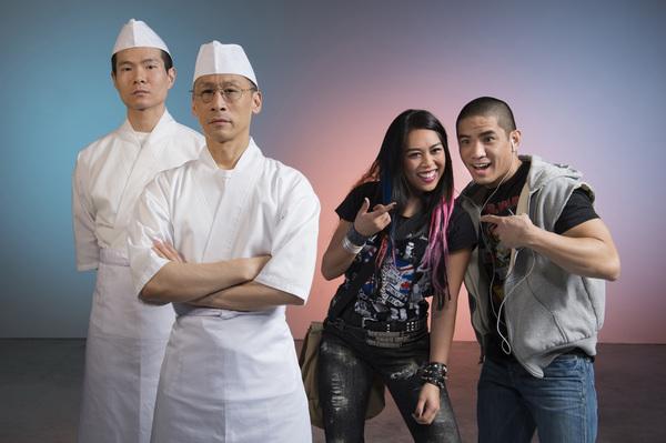 Photo Flash: TOKYO FISH STORY Begins Tonight at TheatreWorks