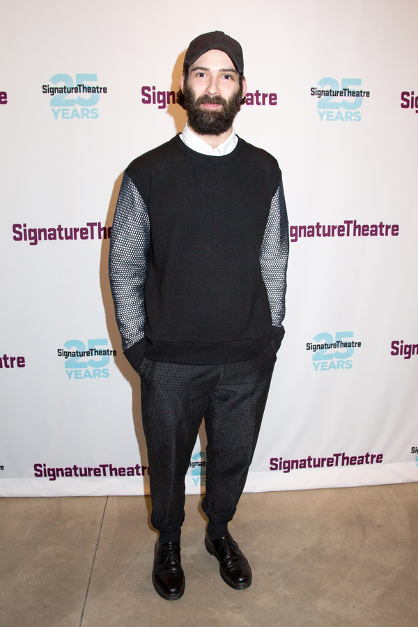 Photo Coverage: Signature Theatre Celebrates Opening Night of Alfred Uhry's ANGEL REAPERS