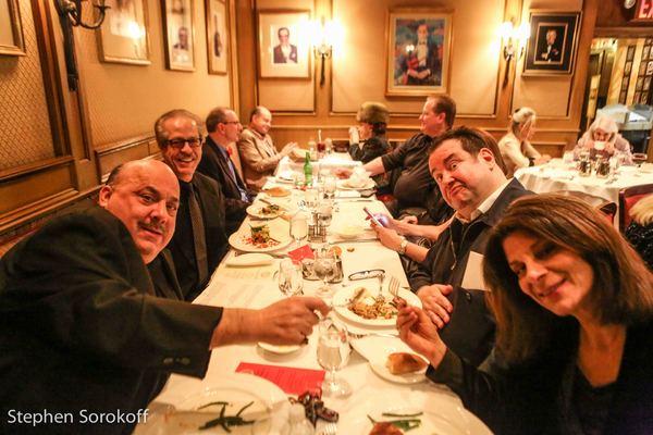 Jeff Parrami, Angela LaGreco, Lenny Babbish, Bob Greenberg Photo