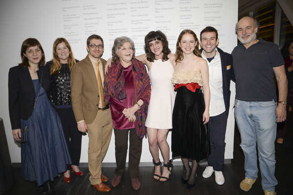 Kate Whoriskey (), Mare Winningham, Greg Pierce (playwright), Joyce Van Patton, Keilly McQuail, Naian Gonzalez Norvind, Robbie Collier Sublett, and Peter Friedman.