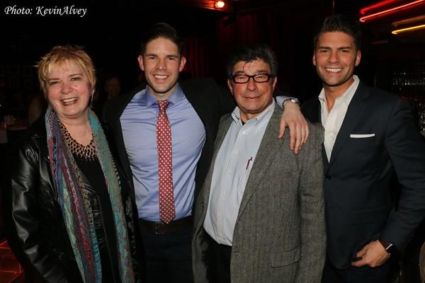 Pat, Frank, Frank and Chris DiLella Photo