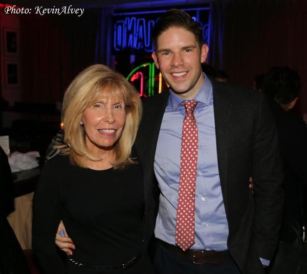 Shelley Goldberg and Frank DiLella