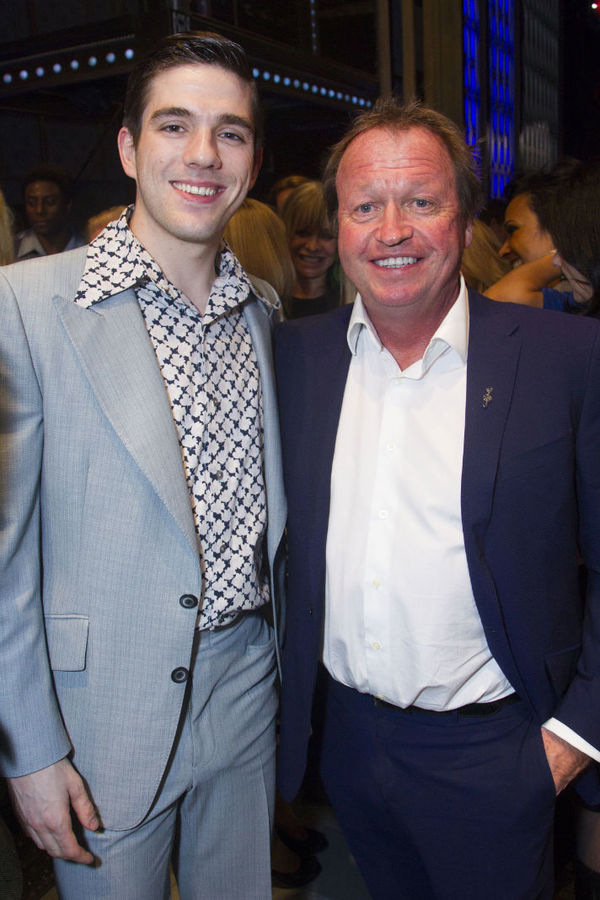 Ian McIntosh and Mark King