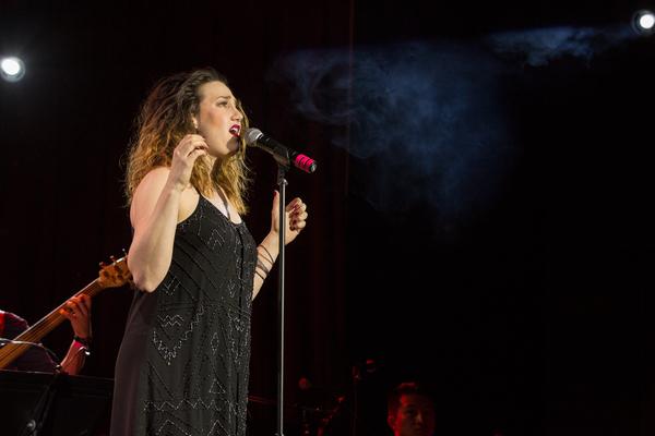 Photo Flash: Lilla Crawford, Arielle Jacobs, Rachel Potter & More Sing Billy Joel at BROADWAY SINGS