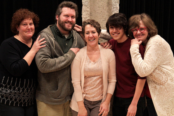 Photo Flash: Meet Cast & Creative Team of THE RENDEZVOUS at ZADT