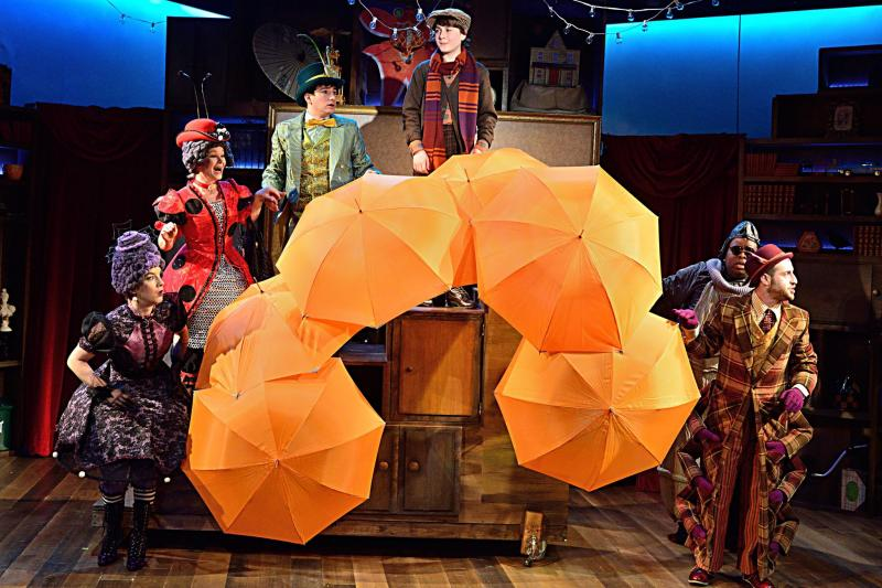 BWW Review: JAMES AND THE GIANT PEACH Goes On an Adventure at Adventure Theatre MTC
