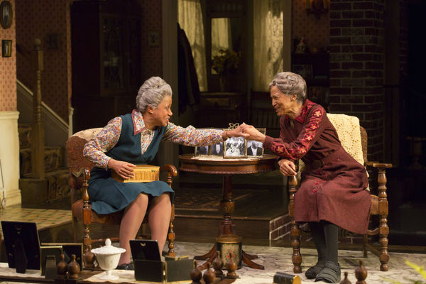 Photo Flash: First Look at 'HAVING OUR SAY' at Long Wharf Theatre