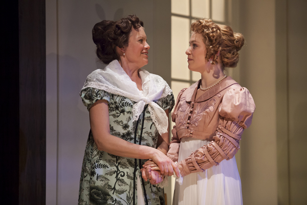 Corinne Mohlenhoff as Mrs. Weston and Courtney Lucien as Emma