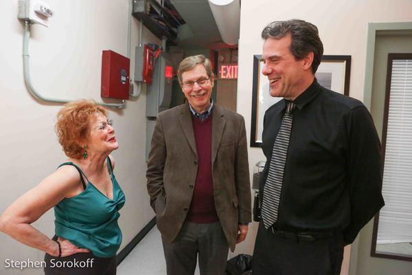 Anita Gillette, Barry Kleinbort, , Paul Greenwood, music