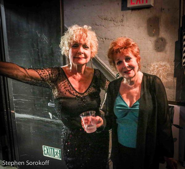 Penny Fuller & Anita Gillette
