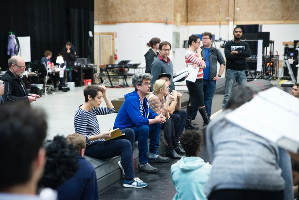 Exclusive Photo Flash: Cirque du Soleil Preps PARAMOUR for Broadway Debut!