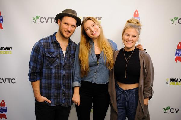 Drew Gasparini, Chloe G and Kasie G