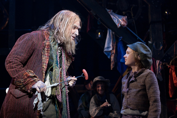 Photos: Sneak Peek at OLIVER!, Coming to TUTS This Spring