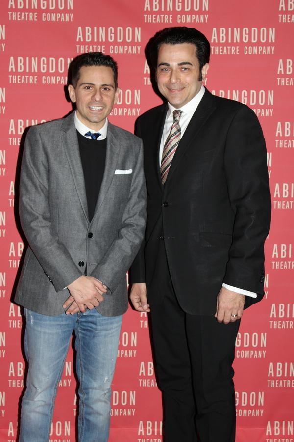 Charles Messina and Johnny Tammaro