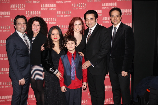 Mario Cantone, Liza Vann, Kendra Jain, Joli Tribuzio, Nico Bustamante, Johnny Tammaro Photo