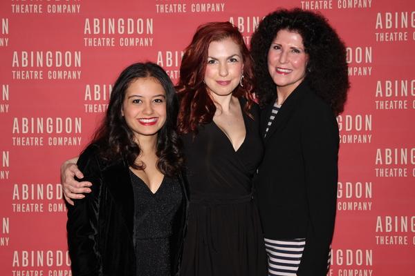 Kendra Jain, Joli Tribuzio and Liza Vann