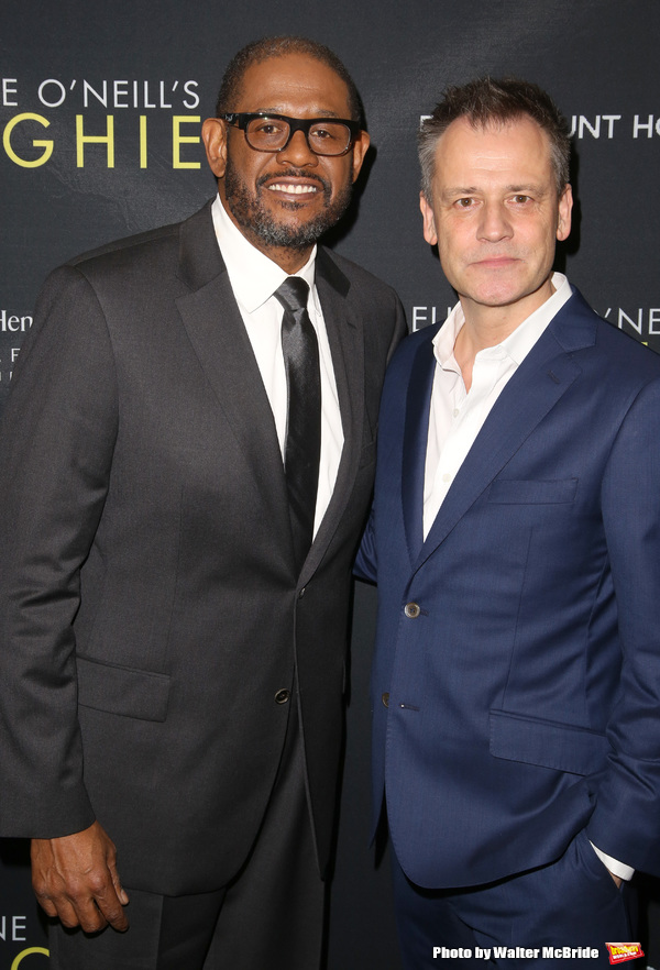 Forest Whitaker and Michael Grandage