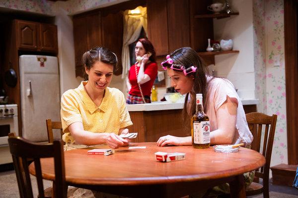 Anna Fagan, Carolyn Kashner, and Rebecca Hausman