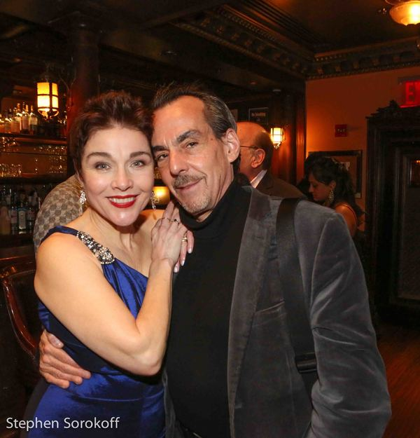Christine Andreas & Lee Musiker Photo