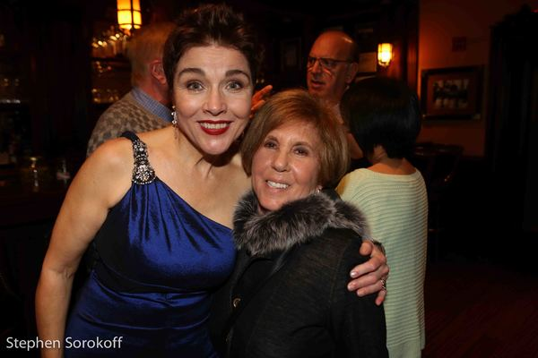 Photo Coverage: Christine Andreas Brings Cafe Society to Feinstein's/54 Below