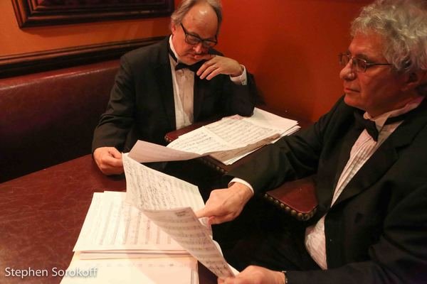 Dick Sarpola & Warren Odze Photo