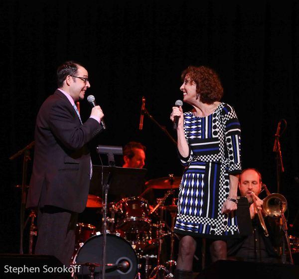 Steve Rosen & Joanne Borts